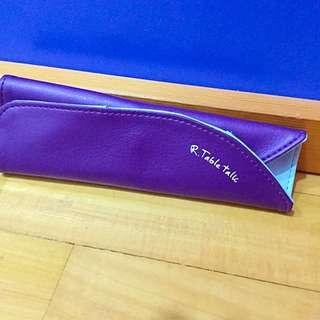 Pen Holder , Spectacle Holder Purple