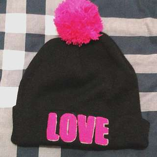 NEW Love Beanie Hat