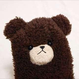The Bears School 小熊學校 零錢包 收納包 日系包包 娃娃 玩偶