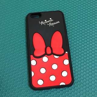 I Phone 6 plus 米妮 手機殼