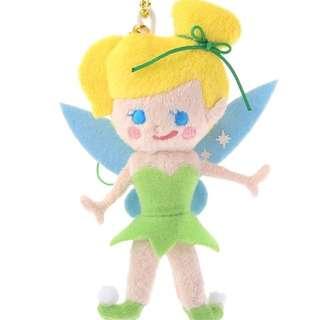 【剩1隻】日本迪士尼 奇妙仙子 小精靈 娃娃吊飾
