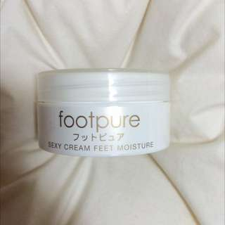 Footpure 腿足性感柔嫩霜