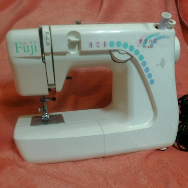 8成新縫紉機。