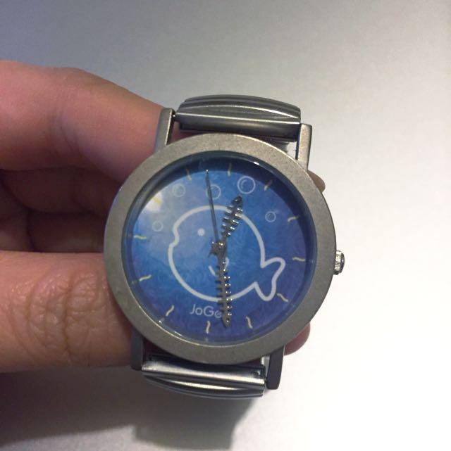 小魚兒手錶