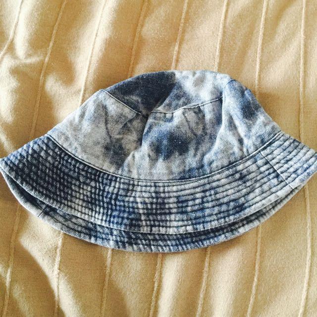 漁夫帽 牛仔