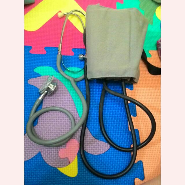 醫療用 聽診器  血壓計