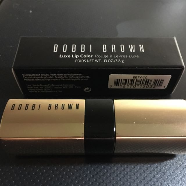 Bobbi Brown唇膏 10號