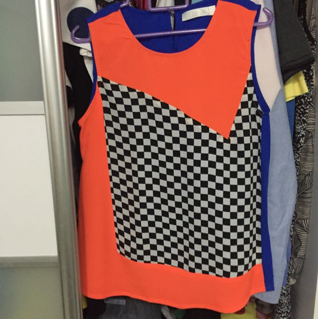 BYSI Blouse (XS-S)
