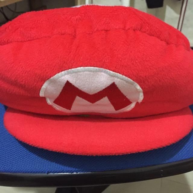Cosplay馬力歐帽子