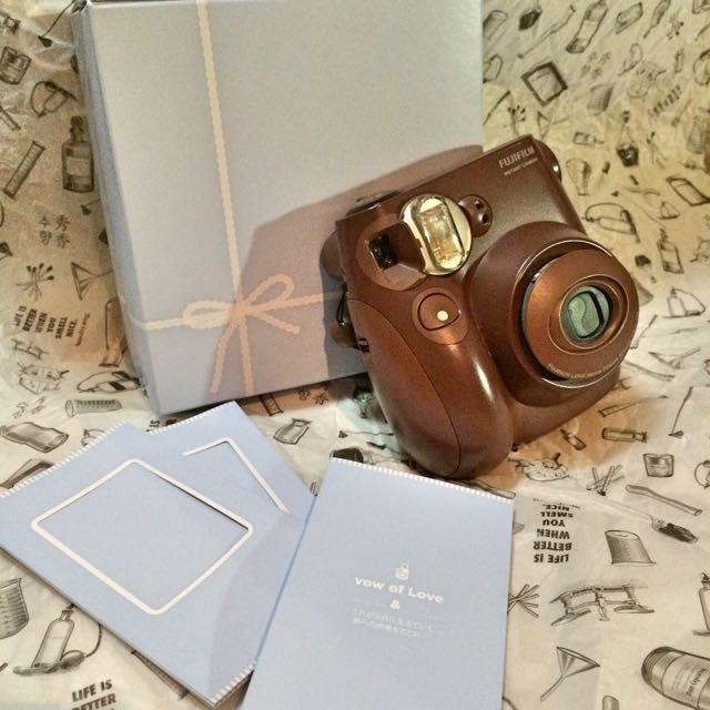 Fujifilm Instax mini 7s 拍立得相機