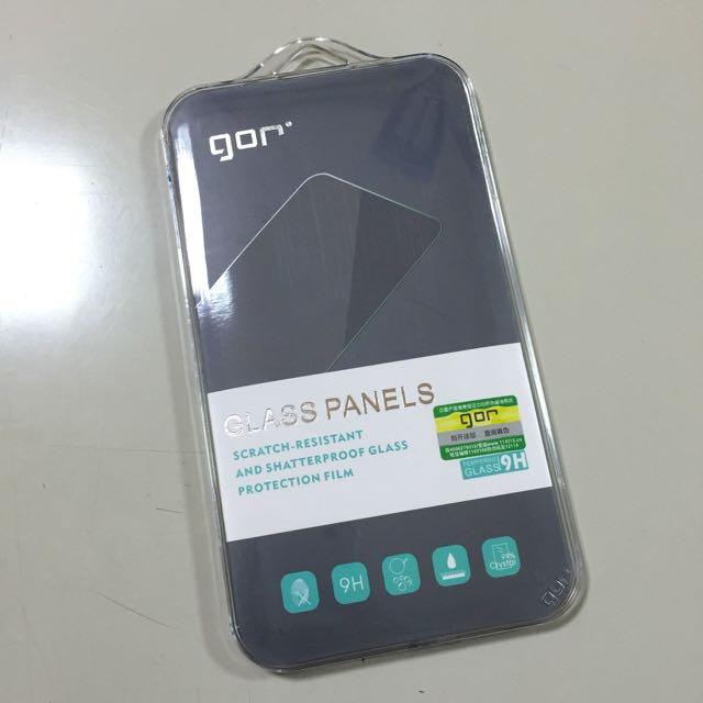 "GOR 「滿版」鋼化膜/玻璃貼 9H 3D曲面 象牙白 for iphone6/6s(4.7"")"