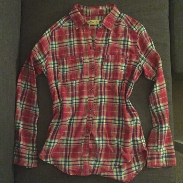 Hollister Shirt Size S