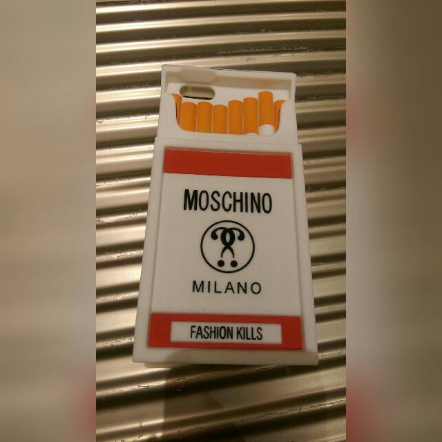 香煙造型IPhone手機殼