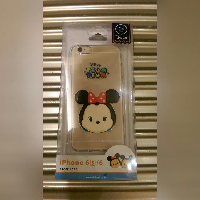 韓國迪士尼米妮IPhone 手機殼