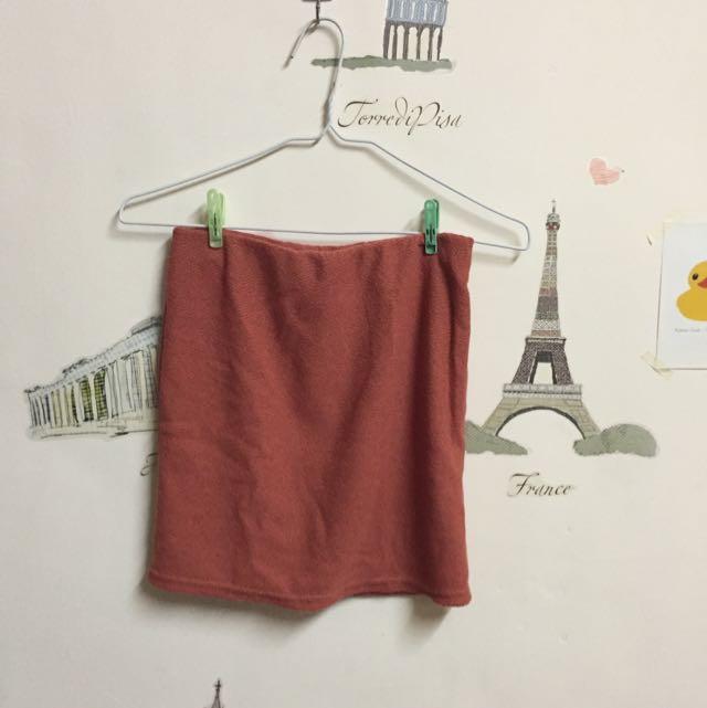 Lulu S包臀短裙