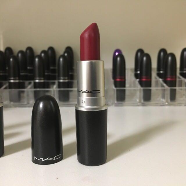 Mac Lipsticks- 100% Authentic (ON HOLD)