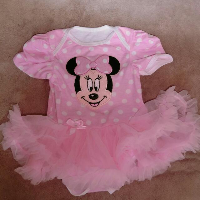 Minnie Cute Romper