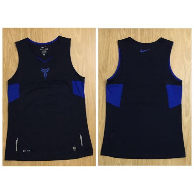Nike Kobe 籃球衣 運動背心 快乾 Dri-fit
