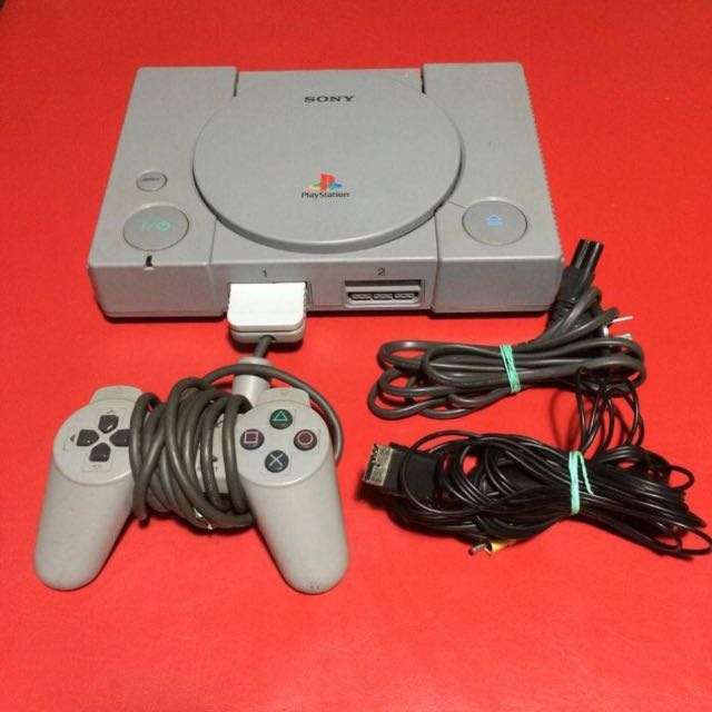 PlayStation PS1 Console (Tested)
