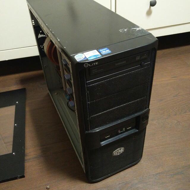 Pre-loved Gaming Desktop