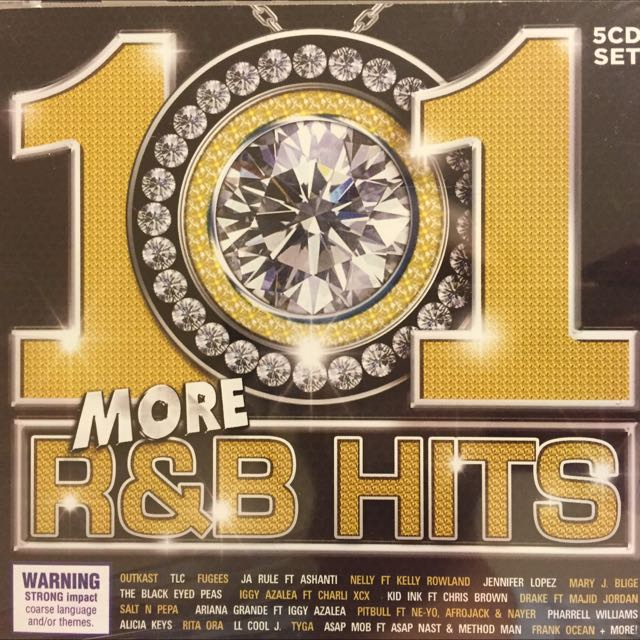 RnB Hits CD