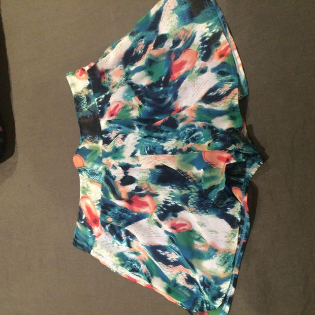 Sass Shorts
