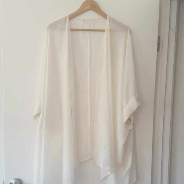 Sheer Cardi/Jacket