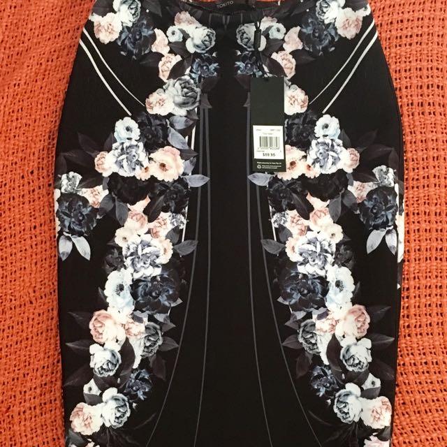 Tokoto Mid Skirt 8