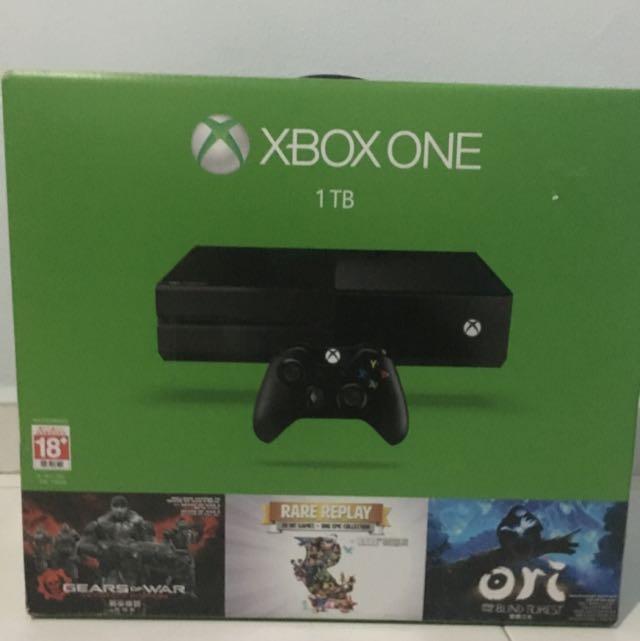 Xbox One (1TB) (BNIB)