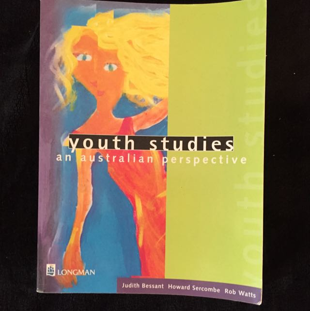 Youth Studies - An Australian Perspective
