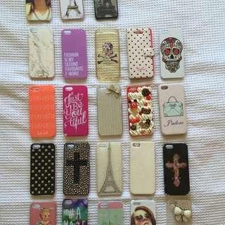 15x iPhone 5/5s Cases