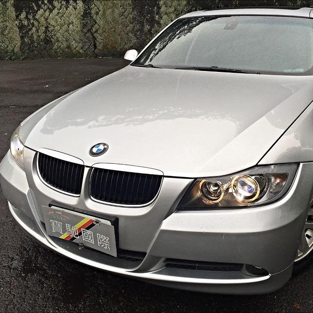 07年 BMW E90 320i 總代理