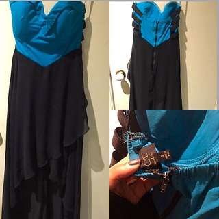 Formal Dress Worn Once