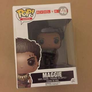 Funko Pop! Maggie ('Evolve' Game) Vinyl Figure