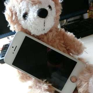 可議✌🏻️IPhone 5s✨ 銀色二手機❗️送手機殼❗️