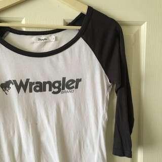 Wrangler Raglan Top