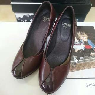 CAMPER Twins 系列高跟鞋