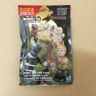 KRE-O - Minifigures Pack (Dungeons & Dragons)