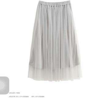 Net 紗裙