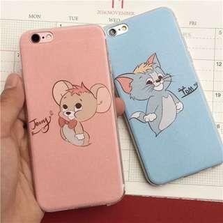 湯姆貓與傑利鼠手機軟殼