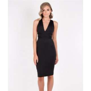 Zachary The Label - Andie Dress BLACK