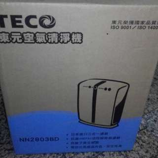 東元 空氣清淨機,便宜出售(可議價)