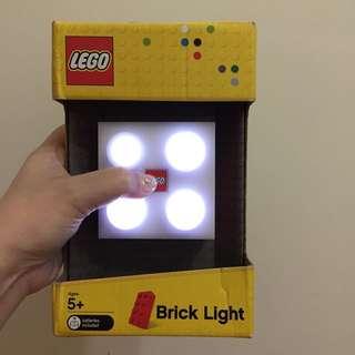 絕版 全新LEGO樂高 LED積木燈