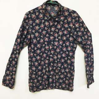 🚚 時尚華麗浮誇花襯衫是也💐