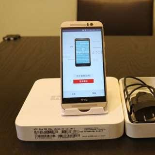 HTC One M9 32G 5吋 八核心 完整盒裝,僅此一台,要買要快