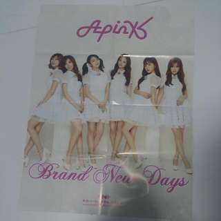 Apink And Descendants Of The Suns Poster