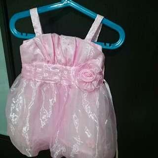 Almost Bn Princess Dress