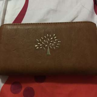 Inspired Mulberry Wallet