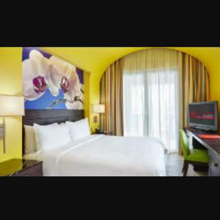 RWS 1 Night Stay Deluxe Room
