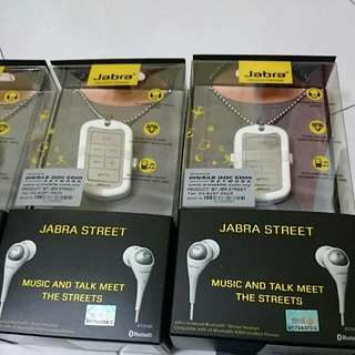 Jabra Street Bluetooth Stereo Headset (new)